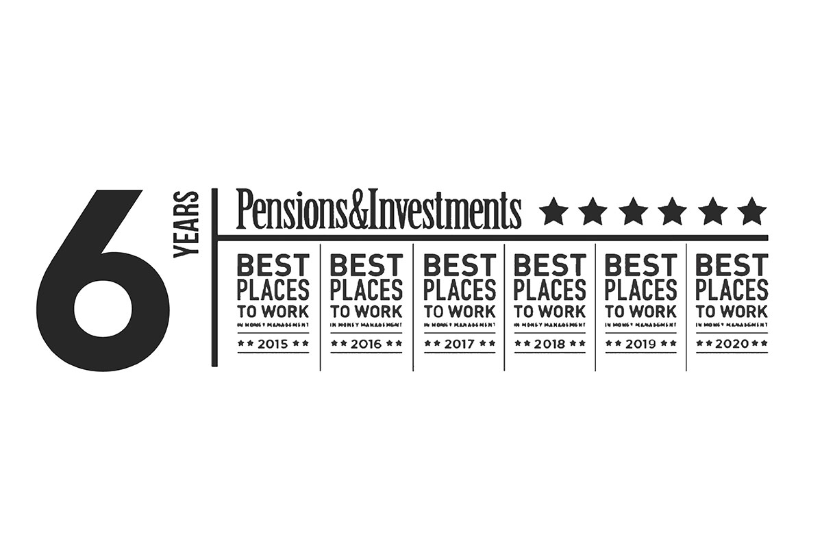 Cardinal Investment Advisors P&I's Best Places To Work